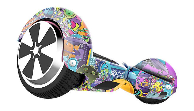Hoverboard GOTRAX Hoverfly ECO