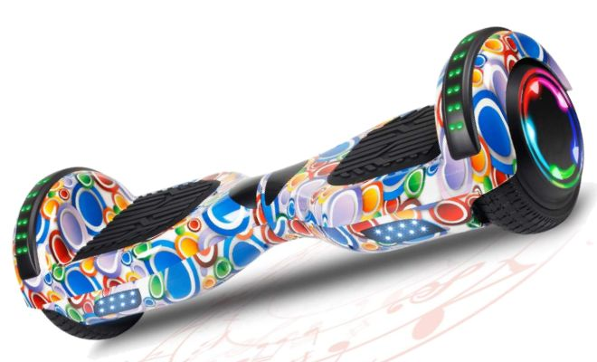Patinetes autoequilibrados Hoverboard de Flying-ant