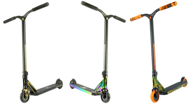 Scooter completo Root Industries Invictus