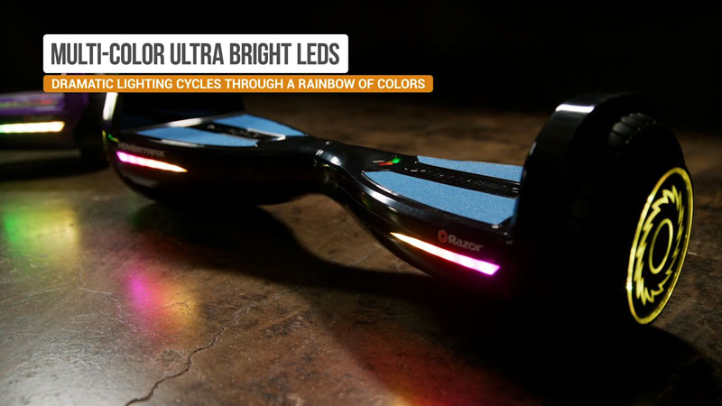 Luces LED Hovertrax 2.0
