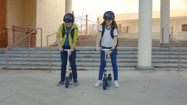 Scooters todoterreno