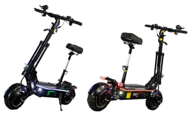 Scooters eléctricos OUTSTORM