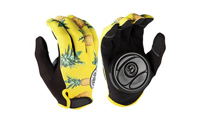 Guantes Sector 9 Rush Slide